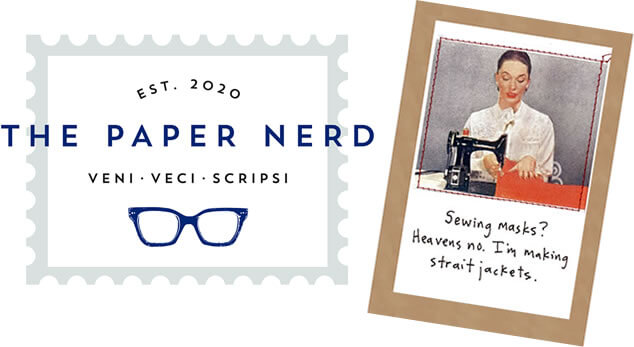 The Paper Nerd Podcast